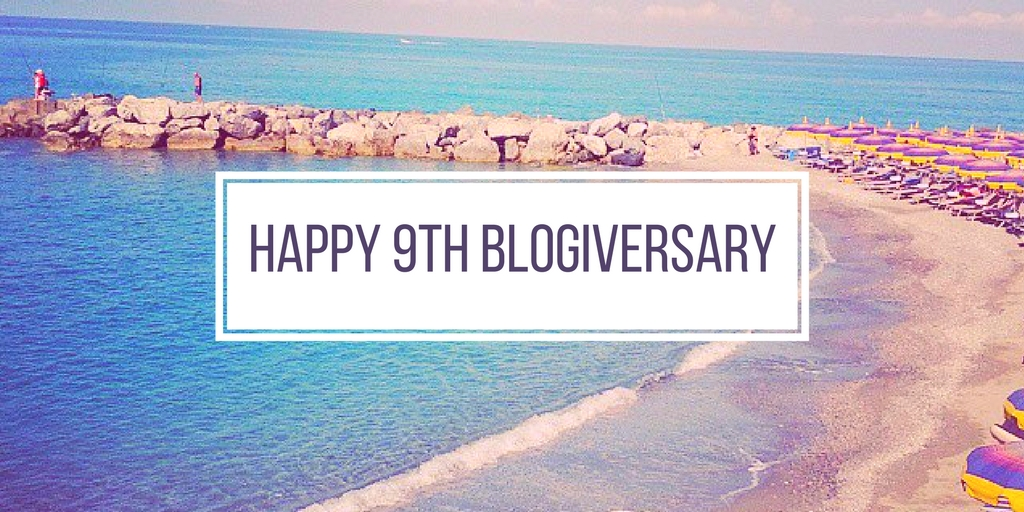 Happy 9th Blogiversary